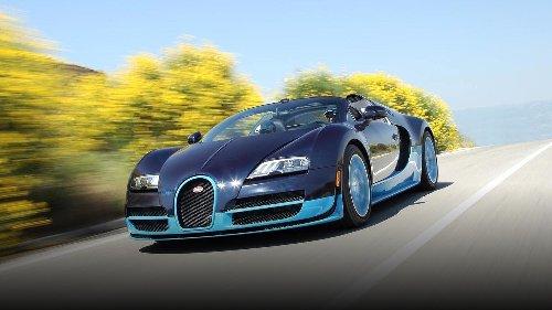 Интересные факты о Bugatti Veyron | АВТО INFO