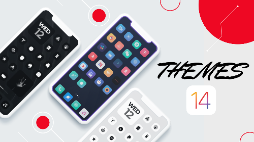 iOS 14 Themes - cover
