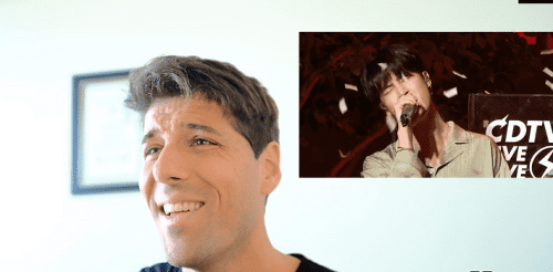 BTS 'Film Out' live reaction: watching the performance for the first time
