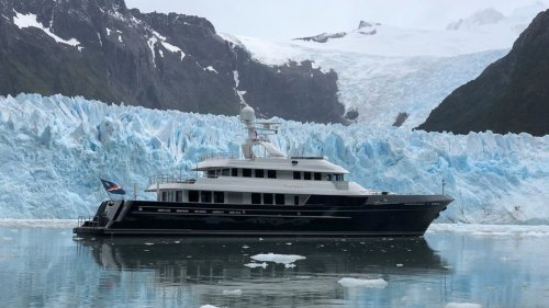 Cheoy Lee Superyacht for Sale