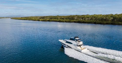 Reviewed: Riviera 64 Sports Motor Yacht