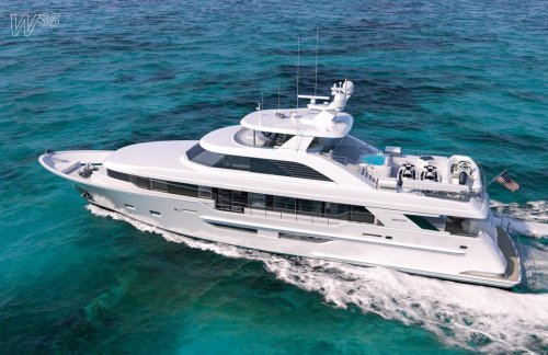 Westport Yachts Announces 117-footer