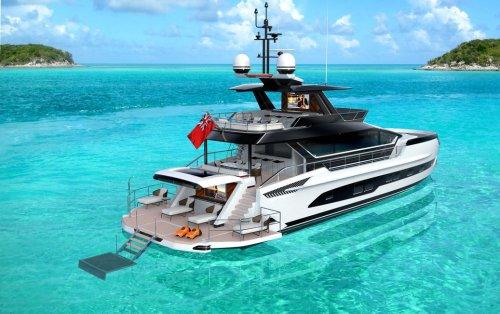 Dynamiq Announces New Superyacht Models