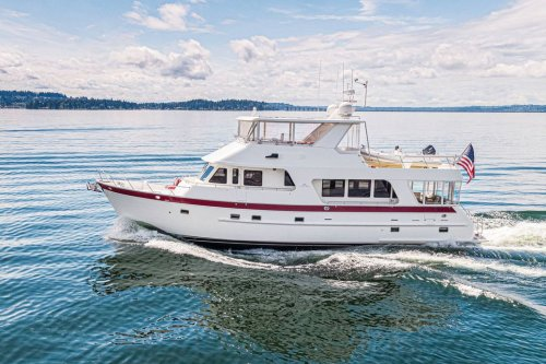 Outer Reef Yachts' 650 is Built For Distance