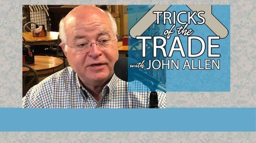 Tricks Of The Trade: September Fixer-Ups