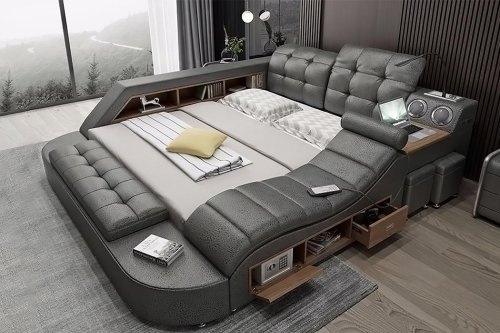 The Top 10 bed designs that promise to reinvent your sleep!