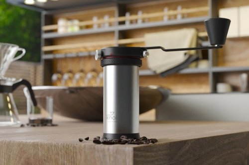 This state-of-the-art coffee grinder fixes the single biggest flaw with the Italian burr grinders on the market