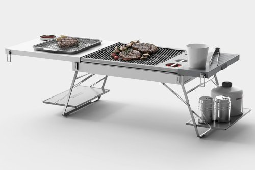 Camping-friendly kitchen appliances to effortlessly channel your inner chef on your Glamping trips!
