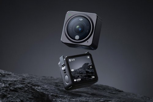 DJI's latest action camera just made the GoPro look like an expensive hunk of plastic