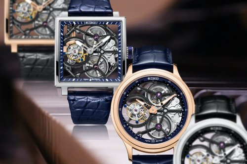 These Japanese watchmakers are challenging the luxury watch industry with affordable Skeleton Tourbillon watches