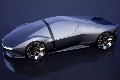 Meet the sustainable Lamborghini of the future – The Lamborghini E_X electric automotive concept!