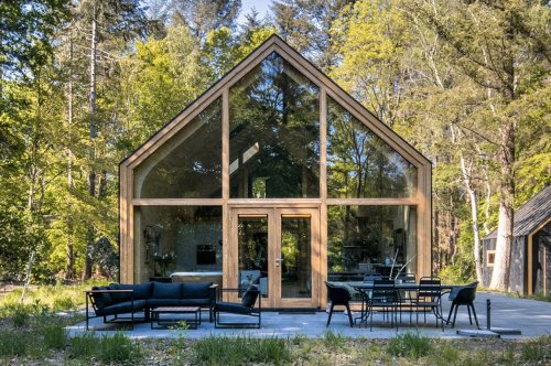 Modular Cabin + Architecture Designs that expand according to your living as well as working needs!