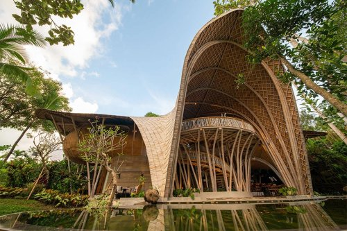 Bamboo Architectural Designs that prove why this material is the future of modern and sustainable architecture!