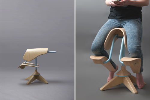 Furniture Designs that prove why stools are better than chairs for your posture!