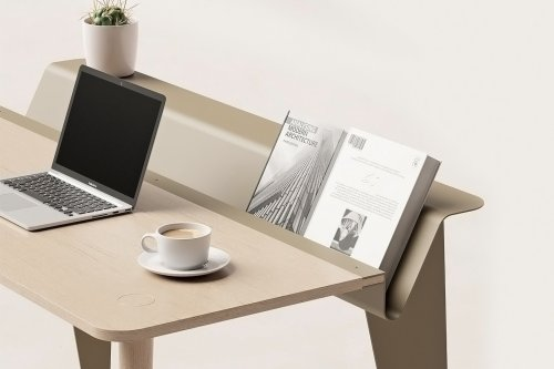 Desk Designs to help you achieve your daily productivity goals + improve work life!