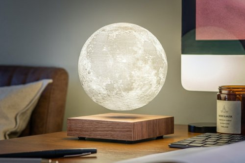The Moon Lamp that went viral on TikTok now comes with a magnetic levitating design!
