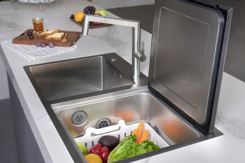Sleek kitchen appliances that double as cleaning hacks so you can focus only on your chef dreams!