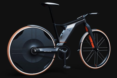 This modular ebike flaunts swappable battery packs & optional hub motor wheels to go from work to outdoors!