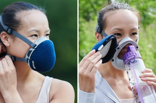 The Airhead Mask is one of the most comfortable airtight face masks you can buy… and it's on discount