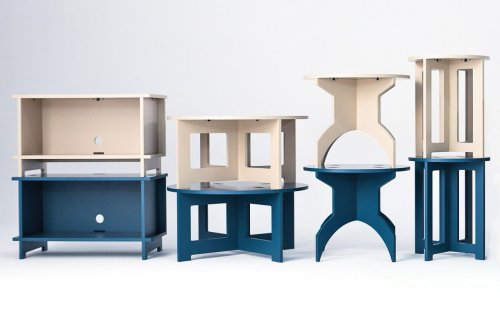 This brand is making minimalist flat-packed furniture that's eco-friendly and easier to assemble than IKEA furniture
