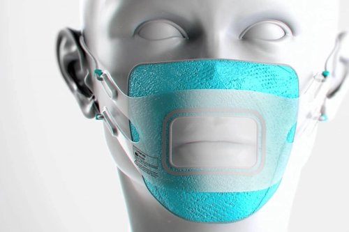 Face Mask designs for a surreal future where wearing masks is humanity's new norm