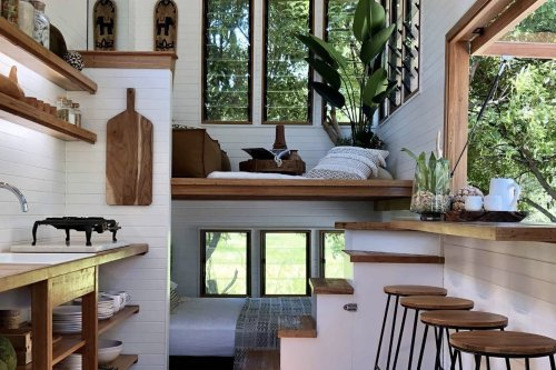 Tiny Home Interiors that will be the major inspiration you need to create the tiny home of your dreams!