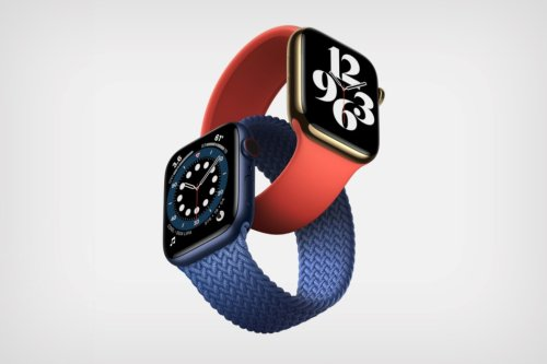 The new Apple Watch Series 6 – There's nothing really new about it, and Apple knows that too…