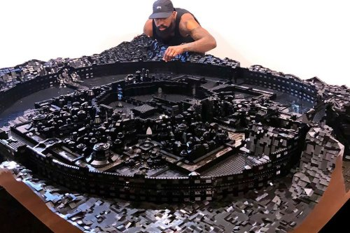 LEGO creations by master builders that showcase why LEGO is not just a children's toy: Part 4