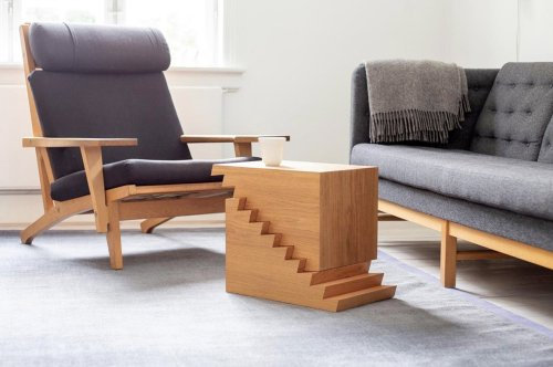 Wooden Furniture designed with Japandi aesthetics to incorporate zen-like minimalism into your home!