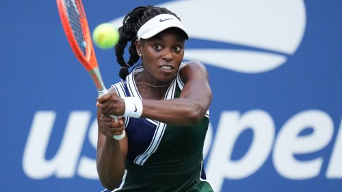 Sloane Stephens shares photos of threatening messages after U.S. Open loss