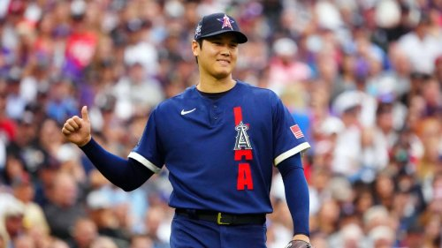Shohei Ohtani's All-Star jersey breaks auction record
