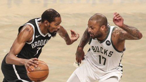 Bucks' P.J. Tucker happy to finally beat a Kevin Durant-led team