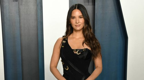 Watch: Olivia Munn stars in Imagine Dragons' new 'Cutthroat' music video