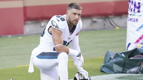 Eagles determined to trade Zach Ertz, won't release three-time Pro Bowl tight end
