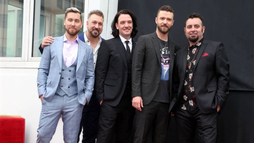 Lance Bass jokes Gen Z kids who don't recognize NSYNC is a result of 'bad parenting'