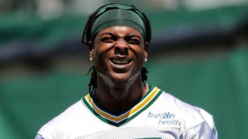 Davante Adams, Packers break off long-term extension talks amid Aaron Rodgers drama