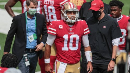NFL to look into MetLife Stadium after Garoppolo, Bosa injuries