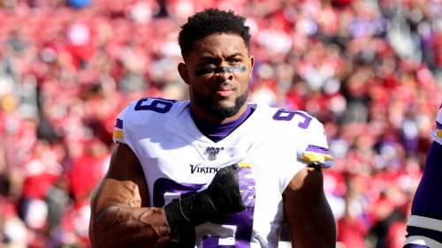 Vikings' Danielle Hunter says he's '100 percent' recovered from neck injury