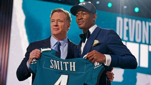 Giants reportedly were 'livid' that Eagles drafted DeVonta Smith