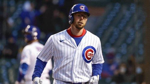 Cubs designate veteran infielder Eric Sogard for assignment