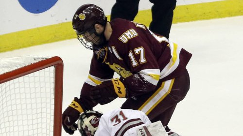 Lightning sign Hobey Baker finalist Cole Koepke to two-year, entry-level deal