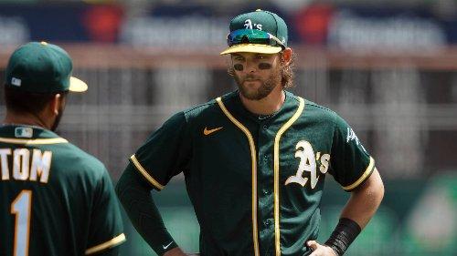 Athletics activate infielder/outfielder Chad Pinder