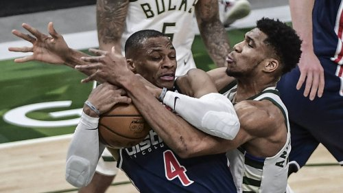 What Giannis Antetokounmpo loves about Russell Westbrook