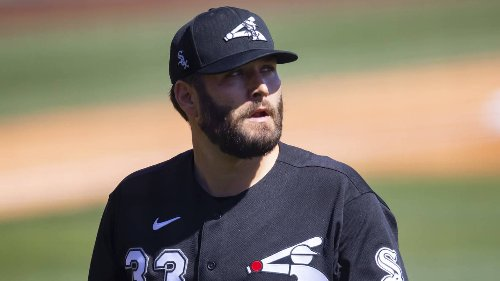 White Sox place Lance Lynn on 10-day IL with strained trapezius