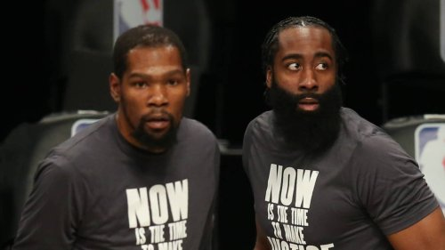 Nets' Durant, Harden, Aldridge, Griffin all out at 76ers