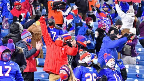 Bills plan to only have vaccinated fans at home games in 2021
