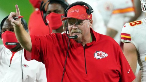 Andy Reid responds to criticism from Le'Veon Bell