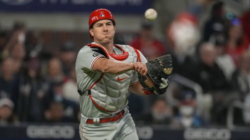 Phillies' J.T. Realmuto on COVID-19 IL, not positive for virus
