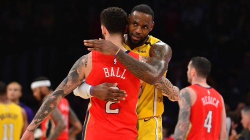 Lonzo Ball gets very honest about relationship with LeBron James