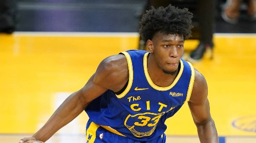 Warriors' James Wiseman might miss rest of season with meniscus injury